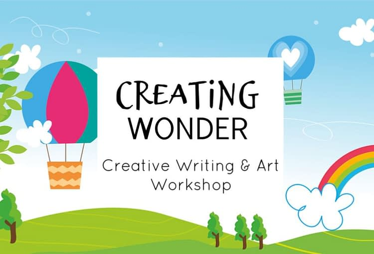 creative writing and art holiday workshop singapore