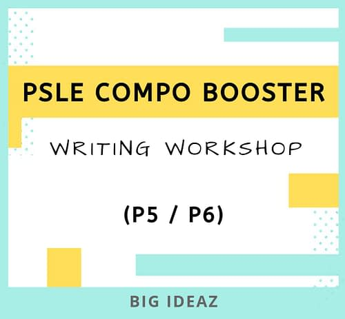 March PSLE compo workshop P5 P6