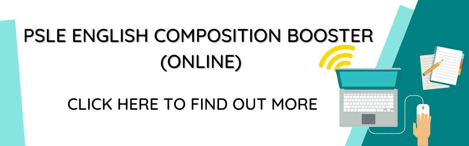 PSLE 2020 English Composition Online lesson