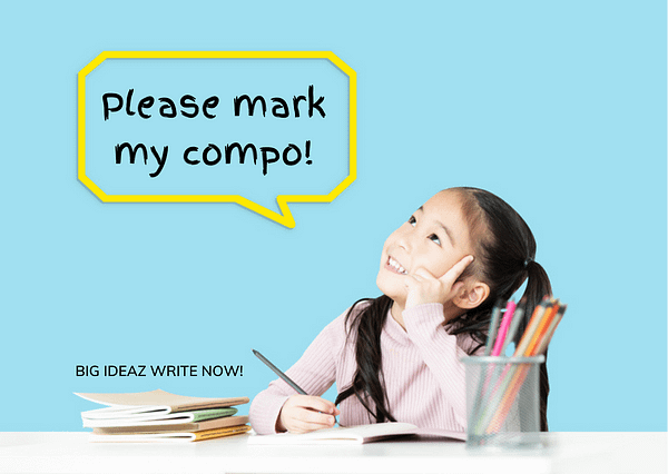 composition marking and review