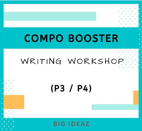 March holiday compo writing workshop