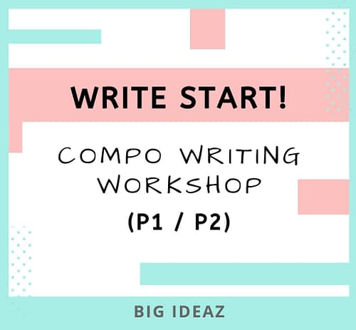 Write Start! Compo Writing P1-P2