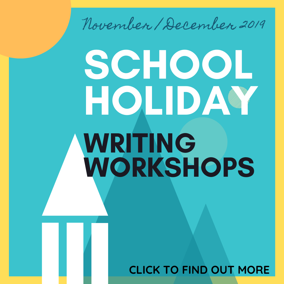 Nov Dec school holiday writing workshops